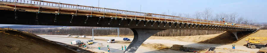 Concrete bridge design